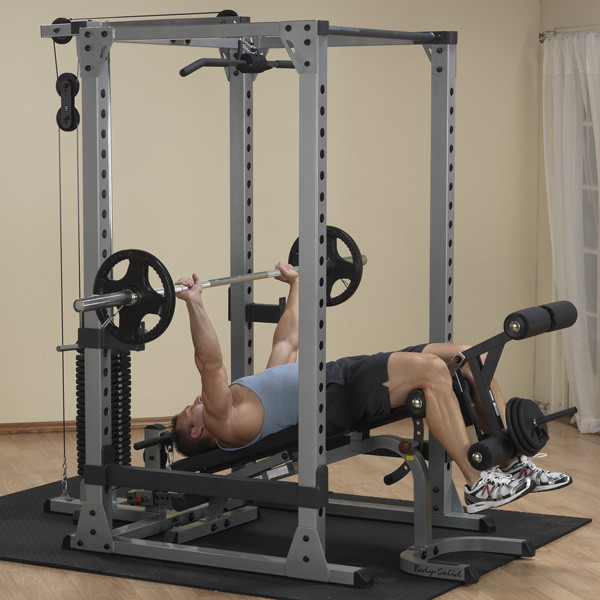 Body Solid Pro Power Rack