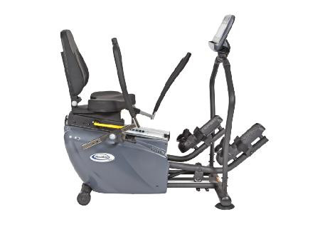 PhysioStep MDX Recumbent Elliptical Cross Trainer for sale