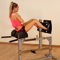 Body Solid Glute and Ham Bench