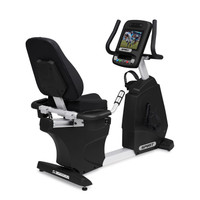 Spirit Fitness CR800ENT Semi-Recumbent Bike