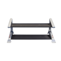Body Solid 2 Tier PCL Commercial Kettlebell Rack (SDKR500KB)