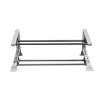 Body Solid Commercial 2 Tier PCL Medicine Ball Rack (SDKR500MB)