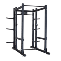 ProClub Line Commercial Power Rack w/ Extension (SPR1000Back)