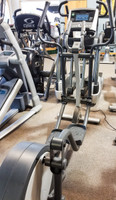 LIFEFITNESS X1 ELLIPTICAL CROSS TRAINER WITH GO CONSOLE