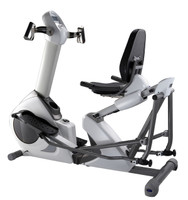 PhysioCycle RXT Seated Elliptical/Stepper UBE Total Body Trainer