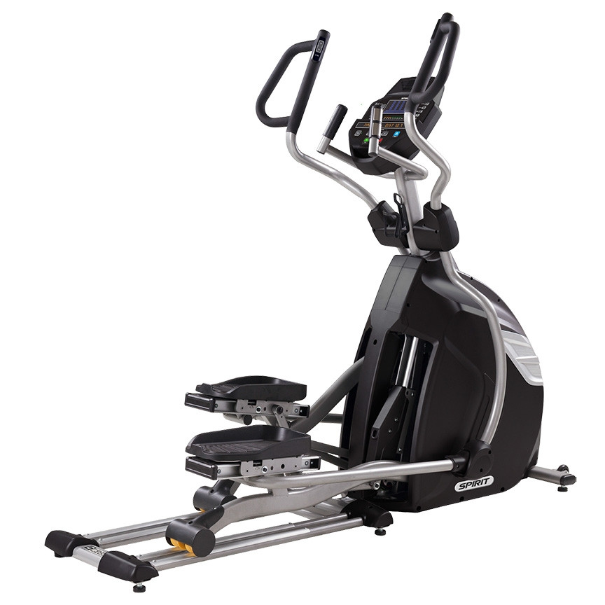 Horizon Elliptical Ce6 0: Spirit Fitness COMMERCIAL ADJUSTABLE STRIDE ELLIPTICAL