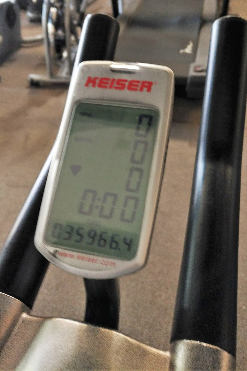 Keiser M3 Indoor Cycling Bike w/ Console