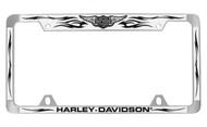 Harley-Davidson® License Plate Frame (HDLFCF380-U)