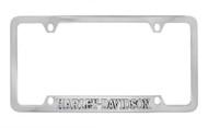 Harley-Davidson® Metal License Plate Frame (HDLFEP392)