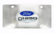 Ford F 250 Decorative Vanity License Plate