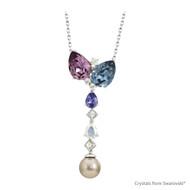 Light of Dream Necklace Embellished with Swarovski Crystals