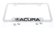 Acura Officially Licensed Chrome License Plate Frame Holder (ACA1-13-UF)