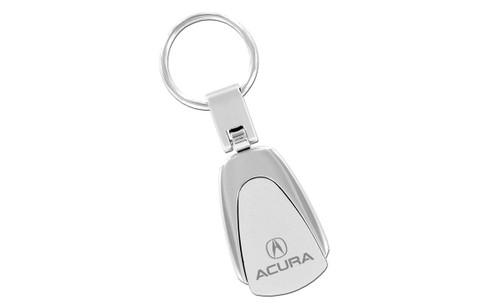 Acura Tear Drop Shape Key Chain Fob Keychain Ring - Acura keychain