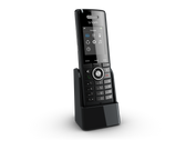 snom-M85 - DECT handset with wideband HD audio quality - Ruggedised