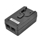 snom-A5 - PoE Injector with 2 Ethernet ports