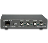 011171 - VoIP 4-Port Zone Controller - replaces 010881