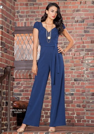 Stop Staring Barcelona Pant Suit - Navy