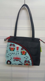 Vintage Chics Gemma Bag - 50's