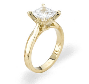Ladies Cubic Zirconia Ring - The Laney Diamento
