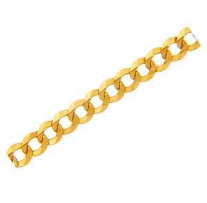 Gold Chains: Cuban Gold Chain 1.67mm