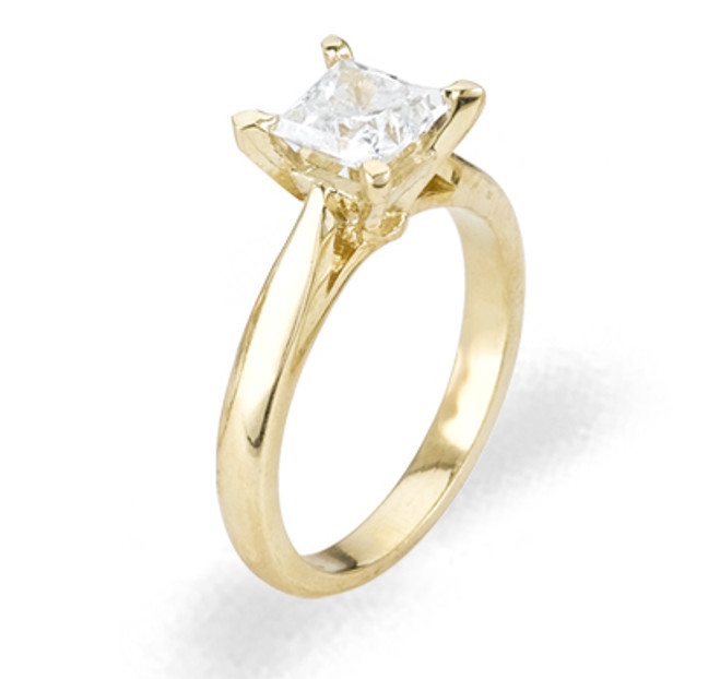 Ladies Cubic Zirconia Ring - The Lan Diamento