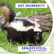 Skunk Odor Eliminator
