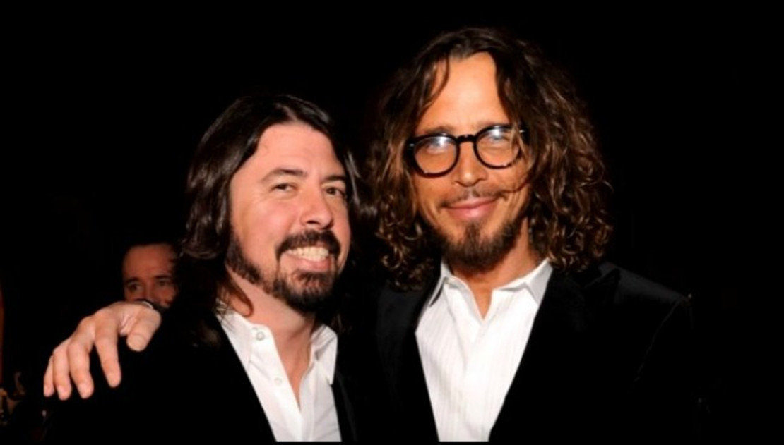 FOO FIGHTERS & CHRIS CORNELL NOMINATED FOR 60TH ANNUAL GRAMMY AWARDS