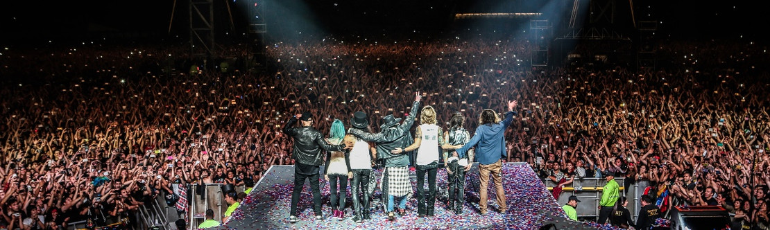Guns N' Roses' Score #4 Biggest Ever Tour for Not In This Lifetime