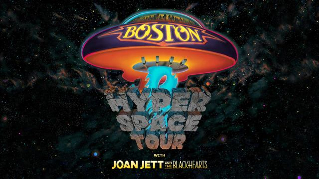 JOAN JETT and BOSTON TO TOUR TOGETHER