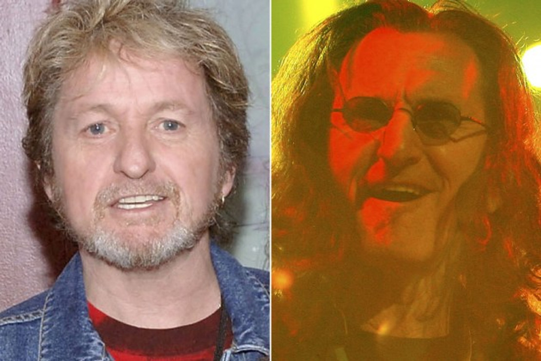 JON ANDERSON & GEDDE LEE TO PERFORM WITH YES AT ROCK & ROLL HALL OF FAME