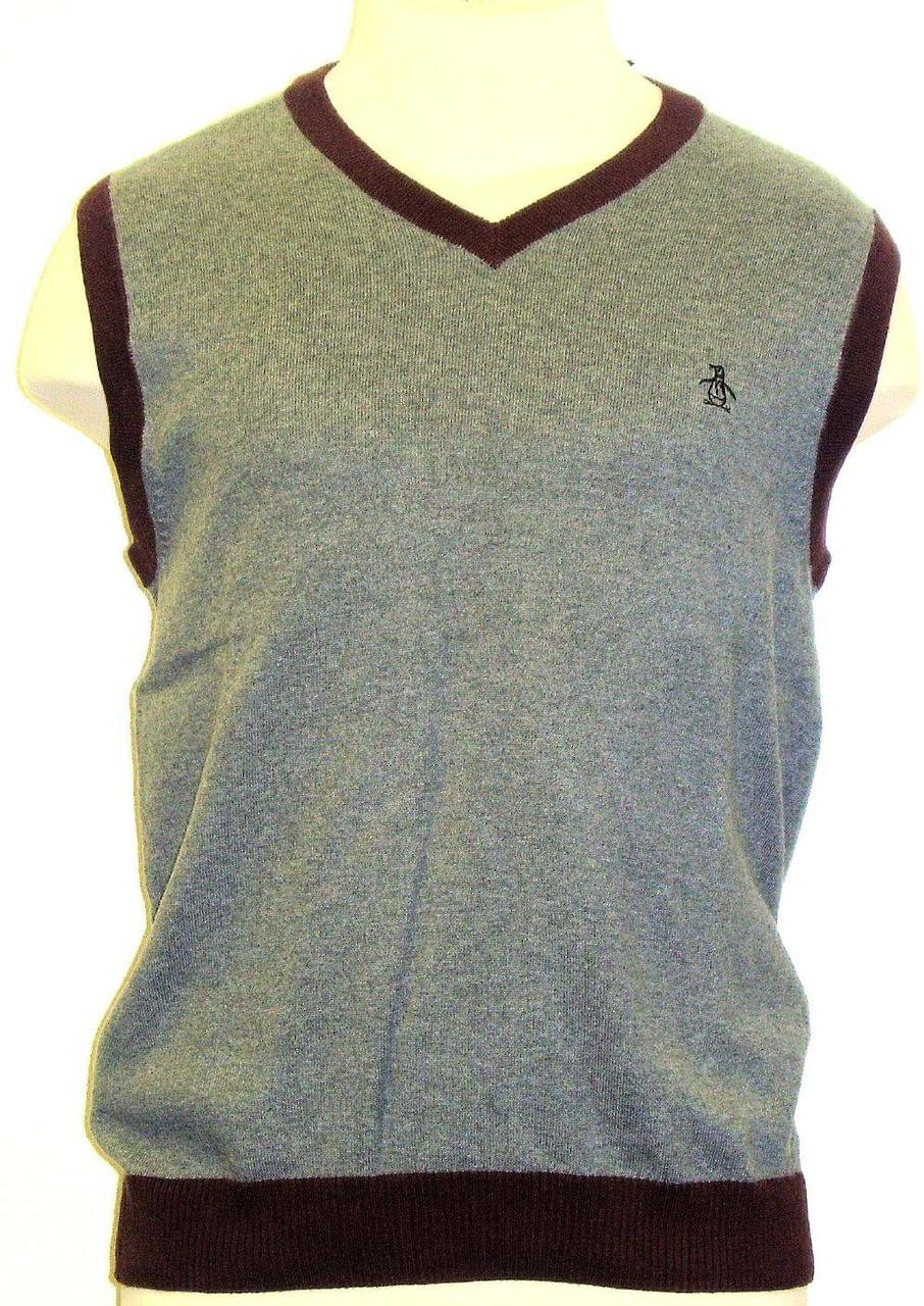 Original Penguin by Munsingwear Men's Sweater Vest | Rocker Rags