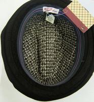 Original Penguin by Munsingwear Belmondo Fedora Hat - Interior Lining