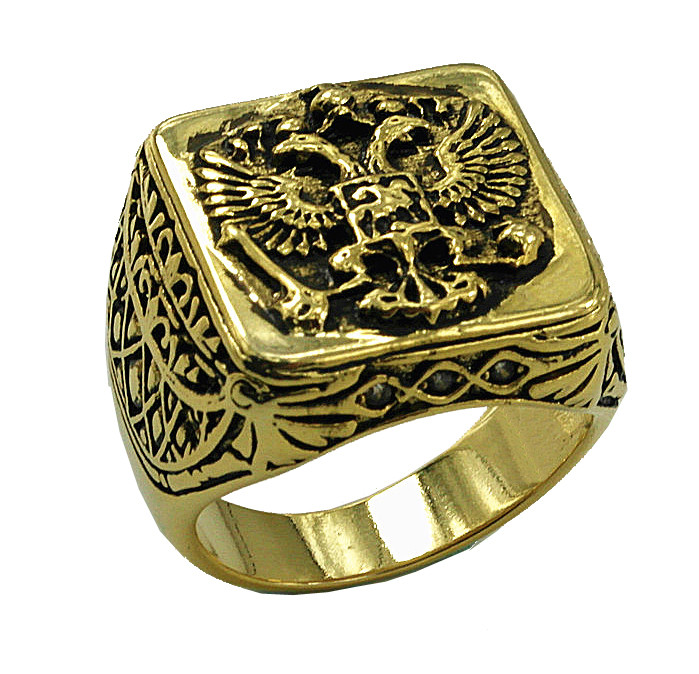 gold plated stainless steel 33rd degree scottish rite