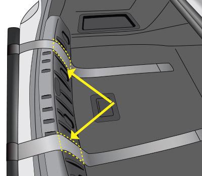 BumperBadger Retro Install 2