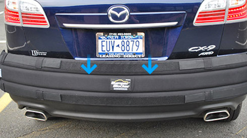 Bumper Guard For Suv >> Bumperblocker Rear Only Eurobumperguard