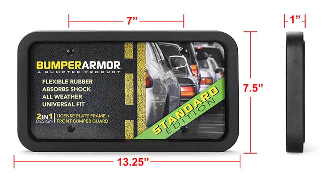 BumperArmor Standard Specs