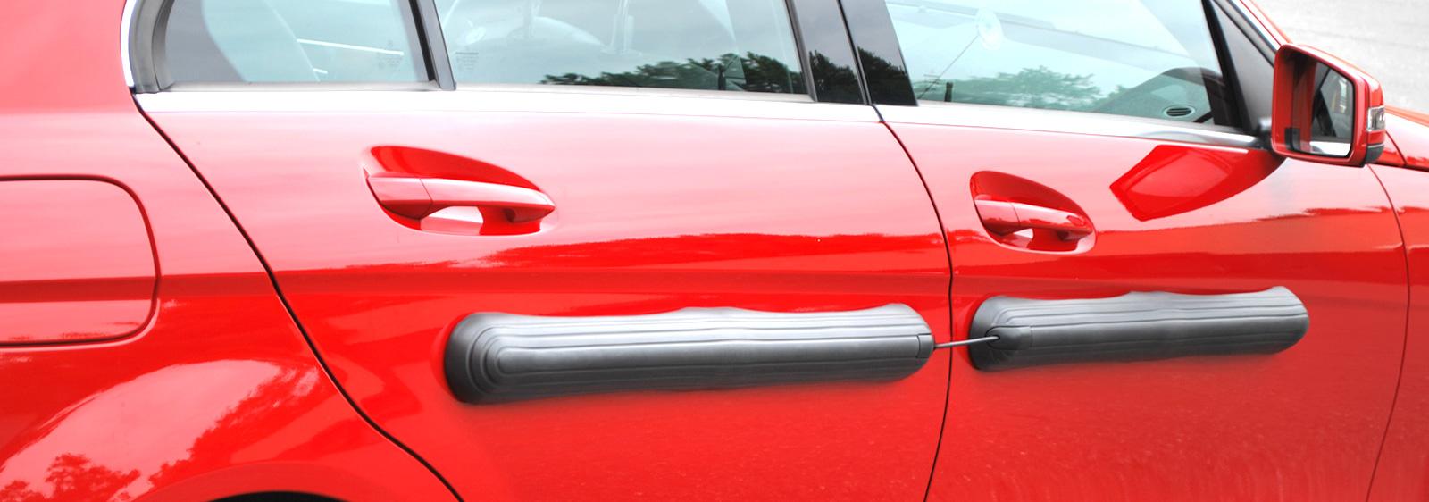 Eurobumperguard Factory Direct Bumper Protection Rear