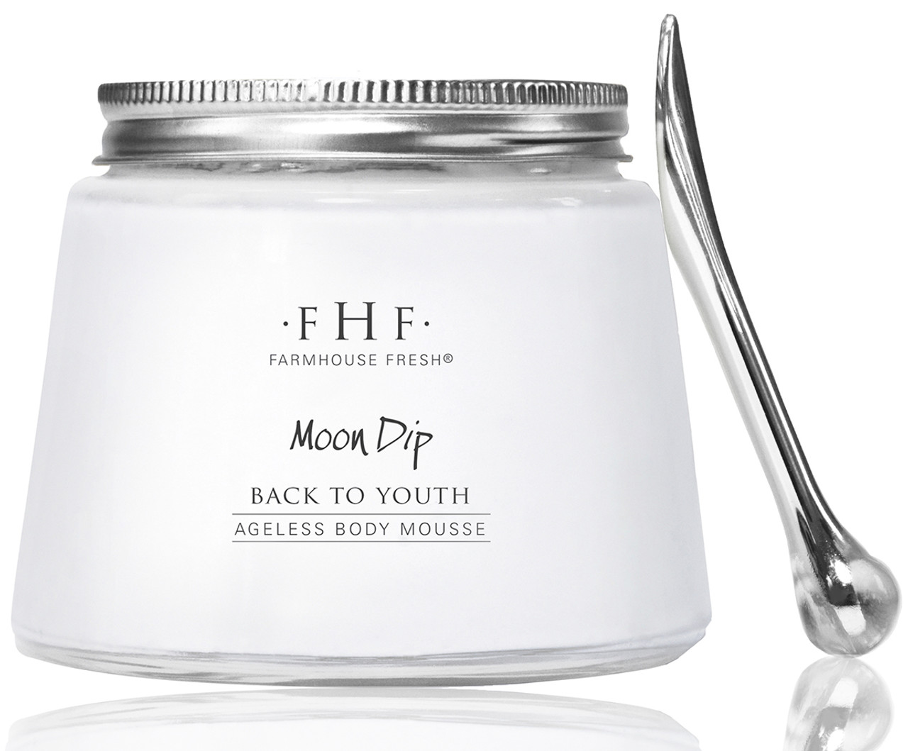 Billowy Texture... Instantly Firming... Youth Enhancing... Body Cream to Die For!