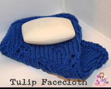 Tulip Facecloth