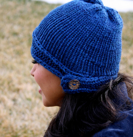 Free Loom Knit Pattern Cloche