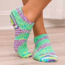 Shorty Socks Pattern Kit