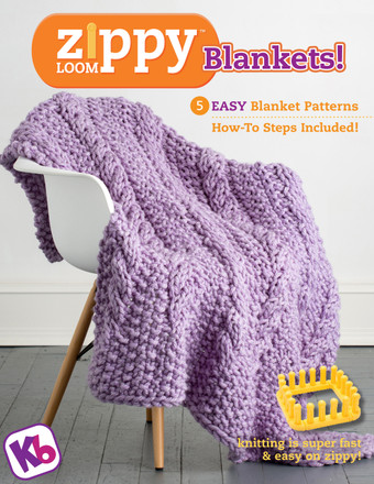 Zippy Loom Blankets Ebook Httpknittingboard