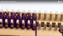 Ribbing Stitch