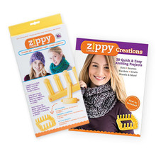 Zippy Master Set with pattern book