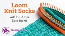 How-To Knit Socks - Complete Pattern