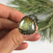 Natural Tortoise Ring by Dillon Hartman