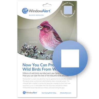 WindowAlert - Window alert hummingbird decals amazon