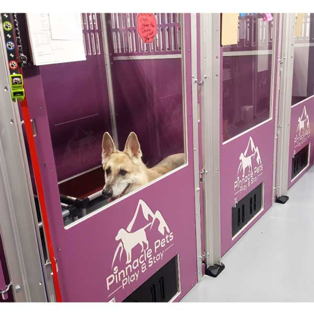 Pinnacle Pets Dog Kennels.