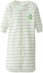 Sleep Bag Sack, Green Stripe