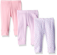3 Pack Pants, Pink Dots